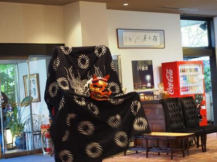 今日は波閇科神社秋祭りです。